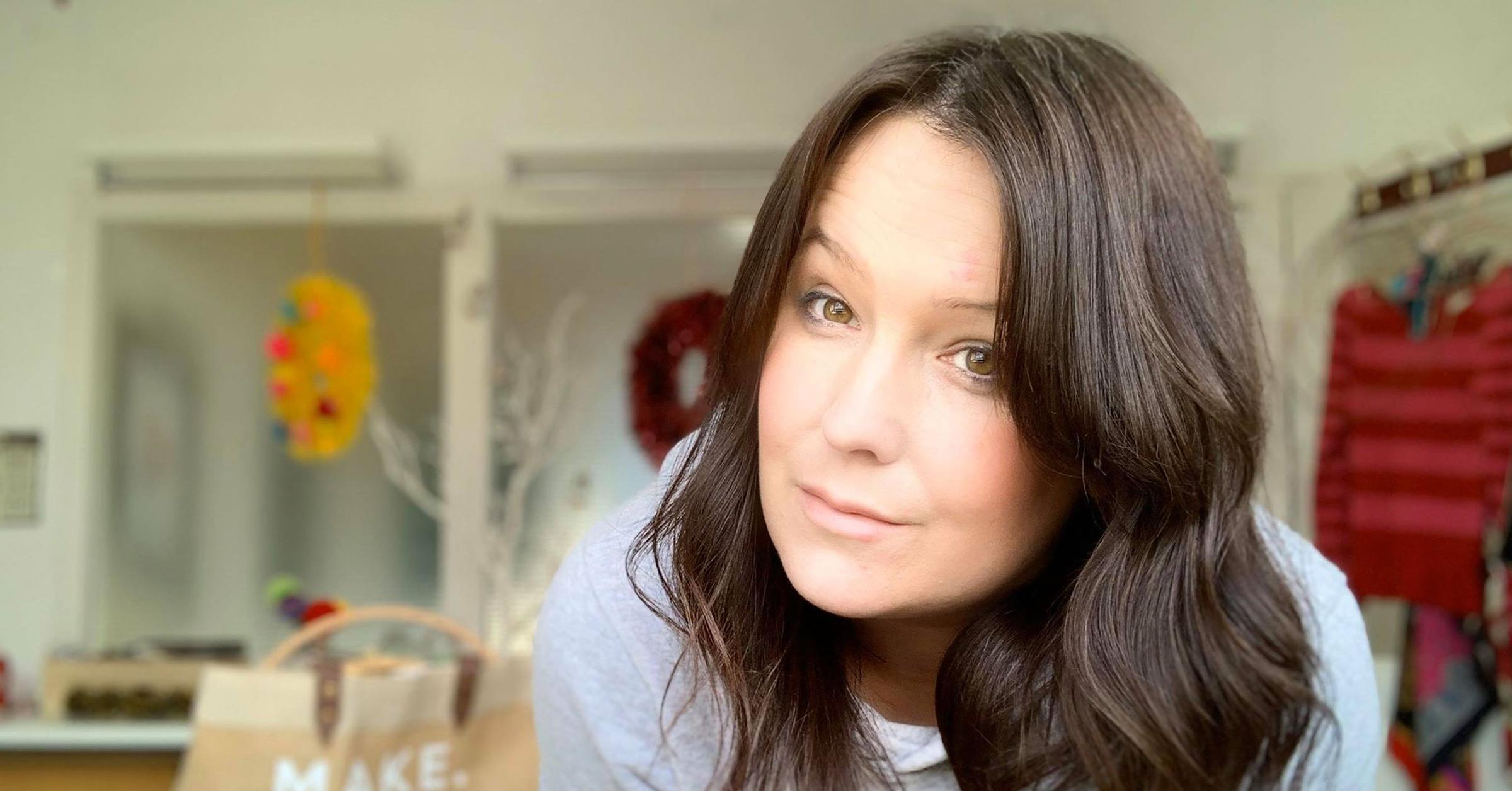 Craft & embroidery specialist, Gemma