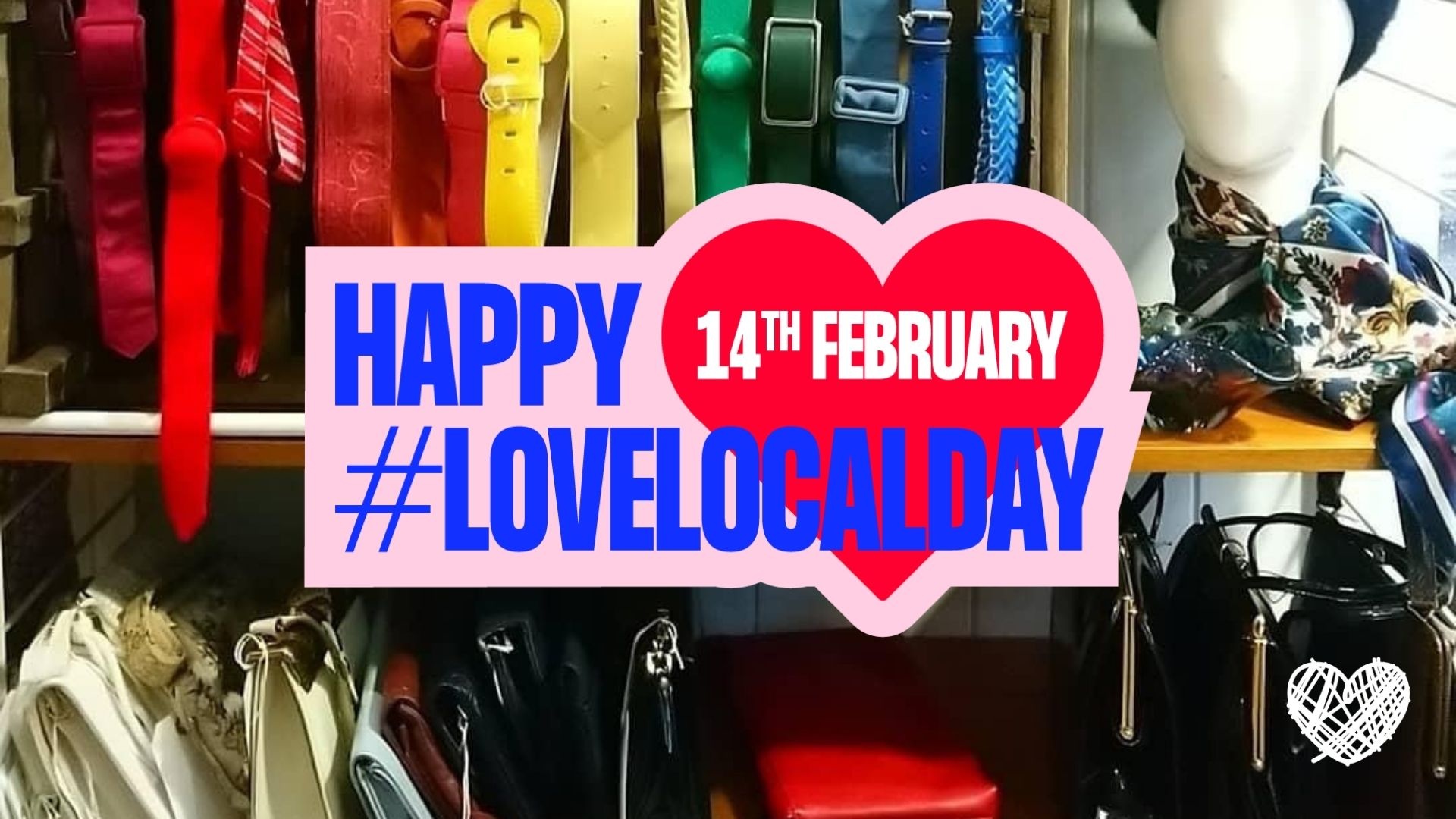 Love Local Day - It Started With a Stitch